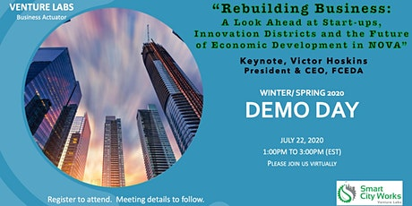 Smart City Works - DEMO DAY (Winter/Spring 2020) tickets