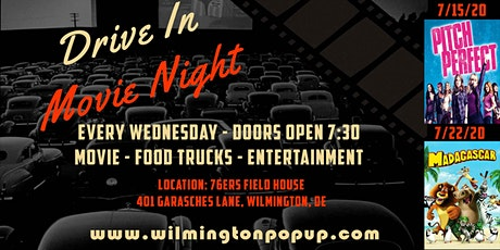 Drive In Movie Night @ The FieldHouse tickets