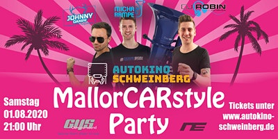 MallorCARstyle Party Schweinberg