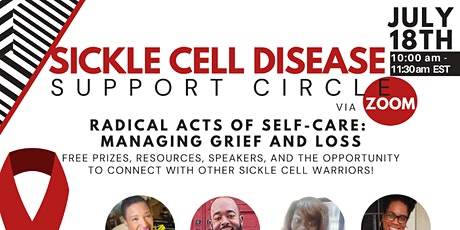 Sickle Cell Disease Support Circle tickets