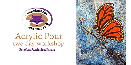Acrylic Pour Workshop tickets