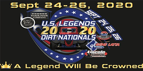 U.S. Legends 2020 Dirt Nationals Hosted by Lincoln Speedway tickets