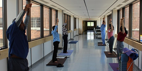 FREE Gentle Yoga for Healthcare Workers (Virtual) tickets