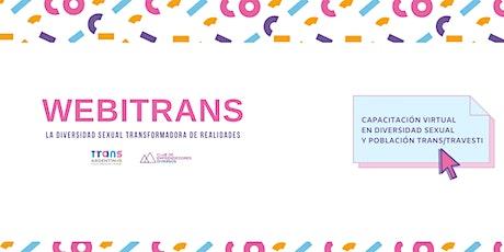 Webitrans - La diversidad sexual transformadora de realidades entradas