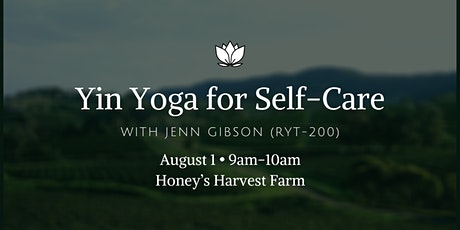 Yin Yoga for Self-Care tickets