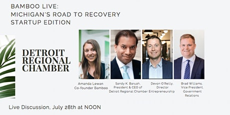 Michigan's Road to Recovery tickets