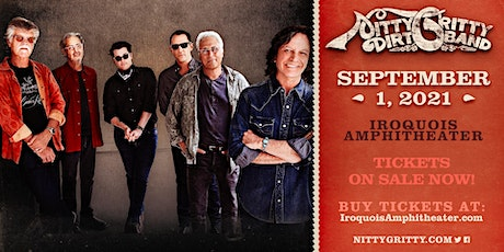Rescheduled: Nitty Gritty Dirt Band with Dee White tickets