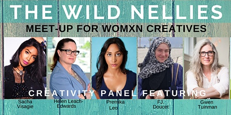 The Wild Nellies Meet-up for Womxn Creatives tickets