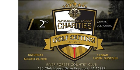 2nd Annual Alpha Omicron Lambda Charities  Golf Outing tickets
