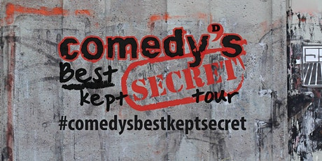 Comedy's Best Kept Secret Zoom tickets