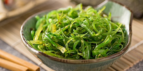 Live Virtual Wellness: Sea Vegetables with Cat Dillon tickets