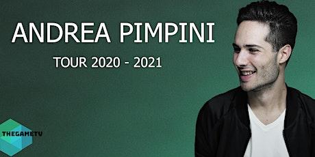 Andrea Pimpini - Online Tour 2020-2021 biglietti