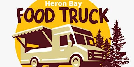 Heron Bay Food Truck Drive-Through July 22 tickets