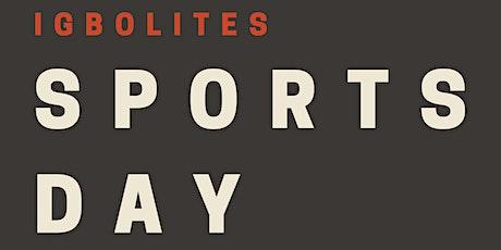 Igbolites Sports Day tickets