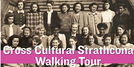 VBA Cross Cultural Walking Tour tickets