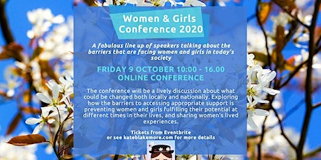 Women and Girls Conference 2020 tickets