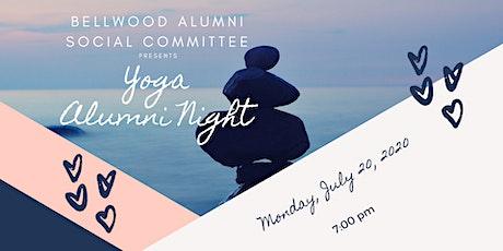 Bellwood Alumni Yoga Night tickets