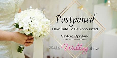 PWG Spring Wedding Show | July 12, 2020 | Gaylord Opryland Event Center tickets