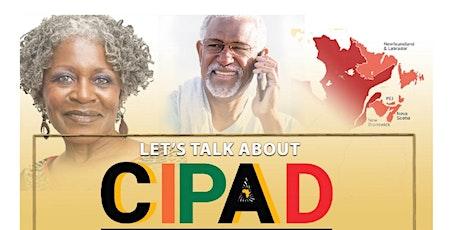 Let's Talk About CIPAD: Atlantic Provinces Regional Conversational tickets