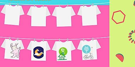T-shirt Illustration 6-7 tickets