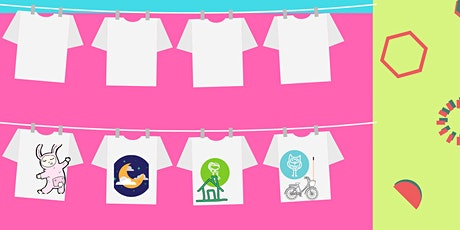 T-shirt Illustration 8 to 9 tickets