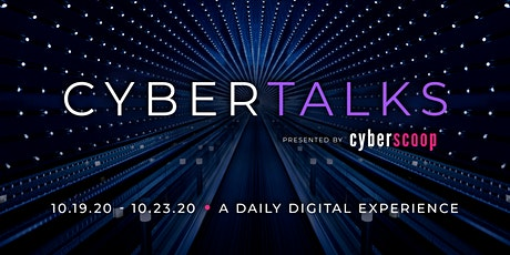CyberTalks 2020 tickets