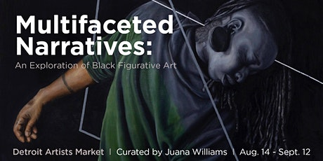 Multifaceted Narratives - Opening Reception 5-6 p tickets