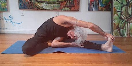 Clase de Yoga entradas