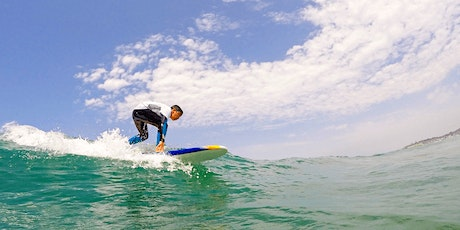 Del Mar Surf Camp: Aqua Adventures - August 10-14 AM tickets
