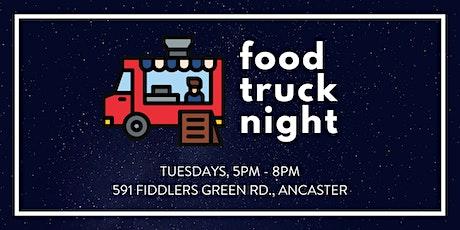 Food Truck Night @Fora tickets