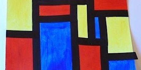 Mondrian Painting! tickets