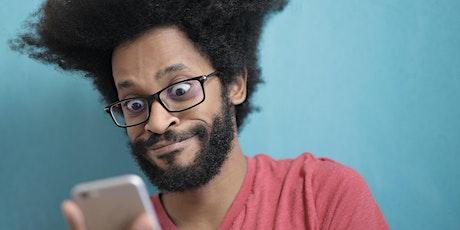 Choosing a Social Media Marketer tickets