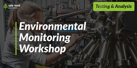 Fundamentals of Environmental Monitoring (Live Web Course) tickets