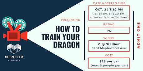 "Carpool Cinema feat. ""How to Train Your Dragon"" tickets"