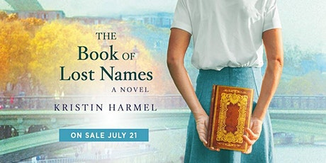 Cancelled Event - Wine Down with Kristin Harmel, author of The Book of Lost Names tickets