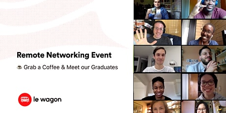 Networking event to meet our graduates : Special for recruiters & Founders billets