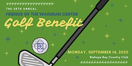 Friends of the Waisman Center Golf Benefit tickets