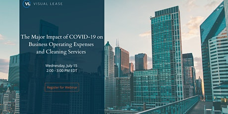 Major Impact COVID-19 Is Having On Business Operating Expenses & Cleaning tickets