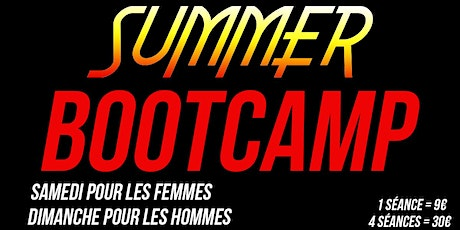 Fuck La Flemme - SUMMER BOOTCAMP billets