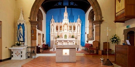 Vigil Mass Saturday evening tickets