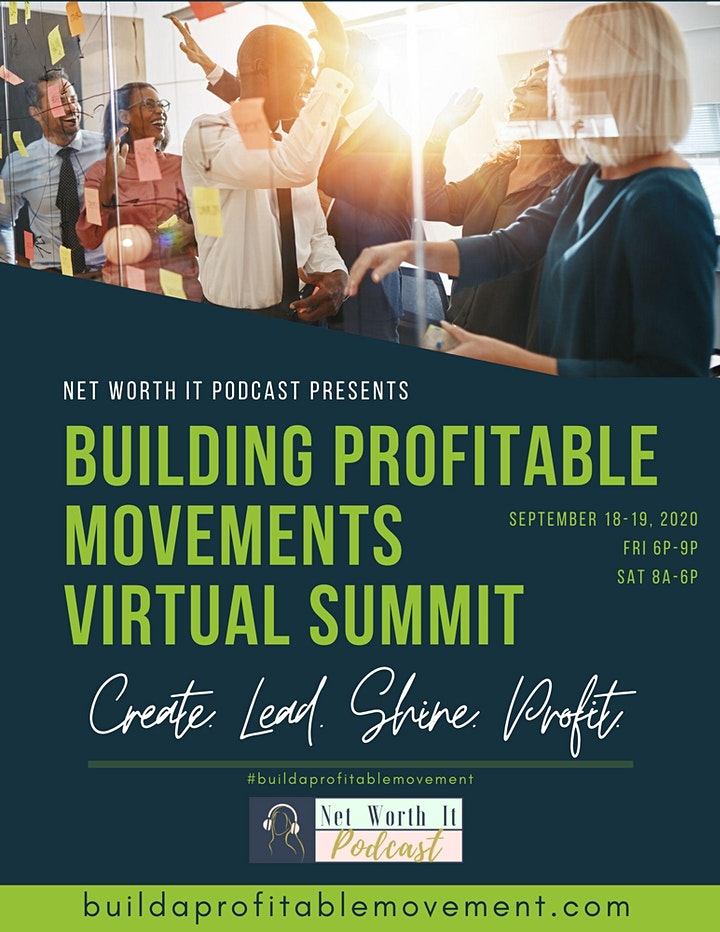 Building Profitable Movements Virtual Summit image