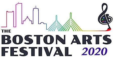 Boston Arts Festival tickets