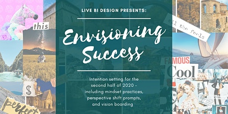 Envisioning Success tickets