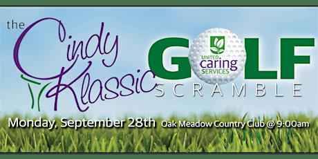 Cindy Klassic Golf Scramble tickets