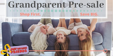 Grandparents JBF Fall Presale Pass tickets