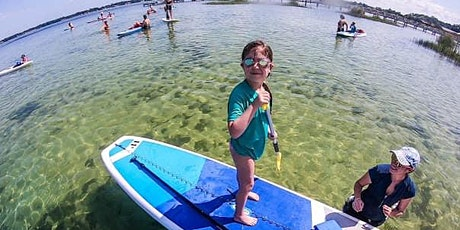 Kids Paddle and Pizza tickets