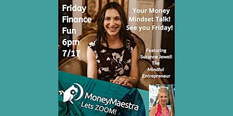 MoneyMaestra Friday Finance Fun Tickets