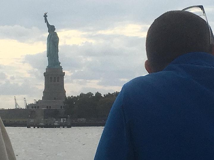 Statue of Liberty and Ellis Island Cruise image