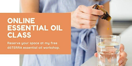 Introduction to Essential Oils with doTERRRA tickets