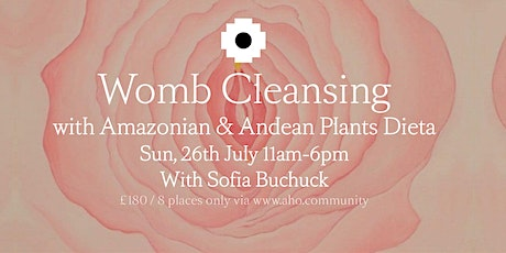 WOMB healing and sacred plants/ RISING OF GODDESSES. tickets